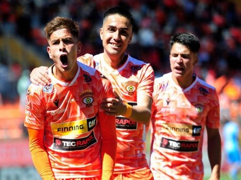 Cobreloa vuelve a la alegría tras vencer a San Marcos