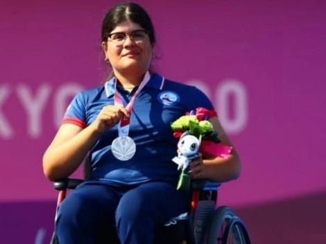 Gigante el Team ParaChile: Zúñiga gana medalla de plata en Tokio