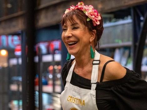 Masterchef Celebrity elimina a Cristina Tocco