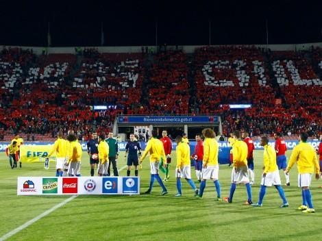 100 mil chilenos van por una entrada para Chile-Brasil
