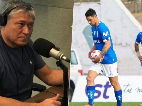 Pato Yáñez dispara contra los jugadores por el presente de la UC