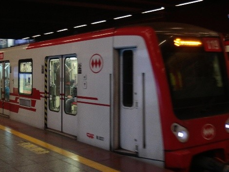 ¿A qué hora cierra el metro hoy lunes 30 de agosto?