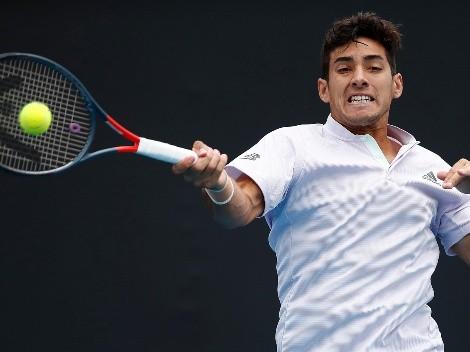 ¡Grande! Garín vence a Gomboš y avanza en el US Open