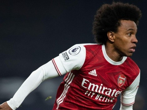 Willian renuncia a una fortuna para escapar del Arsenal