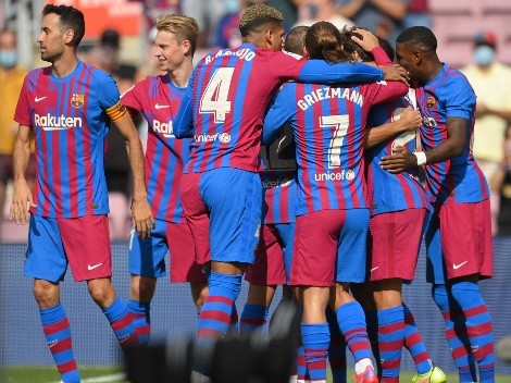 Barcelona ingresa cerca de 50 millones de euros a última hora