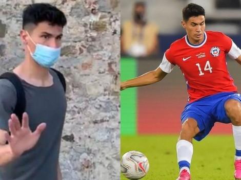 Pablo Galdames listo para viajar a Chile como jugador del Genoa