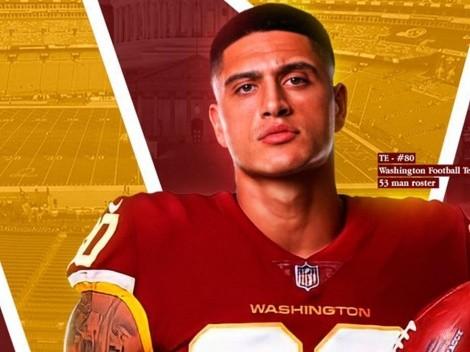 Histórico: Sammis Reyes elegido para jugar en la NFL