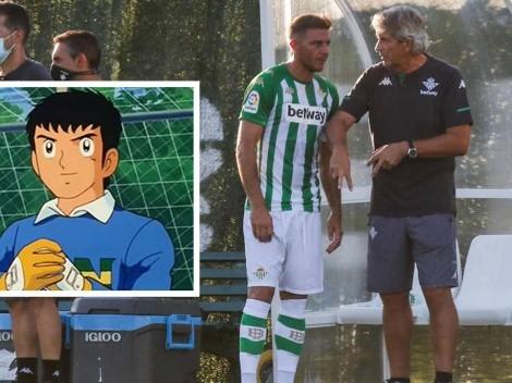 """Joaquín a Pellegrini: """"Estoy jugando menos que el suplente de Benji y Oliver"""""""