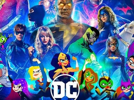 ¡Confirman el DC Fandome 2021!