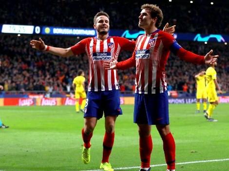 ¡Mercado loco! Saúl listo en Chelsea y Griezmann cerca del Atlético