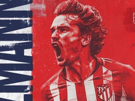 Griezmann se marcha del Barça y regresa al Atlético de Madrid