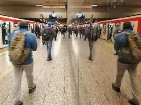 Revisa el horario del Metro de Santiago con el nuevo toque de queda
