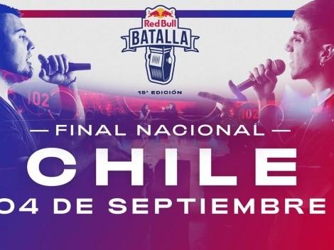 ¿Cuándo es Red Bull Batalla Chile 2021?