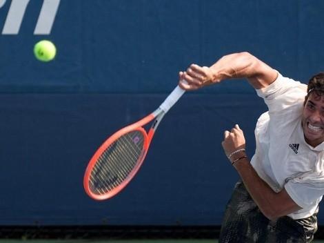 Garin desaprovecha una linda chance en el US Open