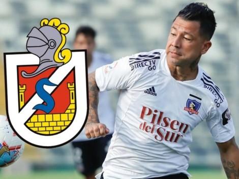 Leonardo Valencia es refuerzo oficial de La Serena