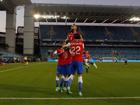 Fixture | Los partidos de Chile y Sudamérica en la fecha triple
