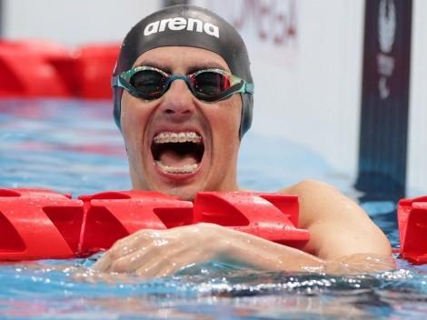 Abarza vuelve a brillar en Tokio con nueva medalla de plata