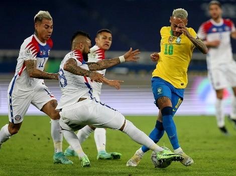 El cara a cara pendiente entre Arturo Vidal y Neymar