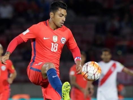 Gonzalo Jara se reencanta con el juego de la Roja