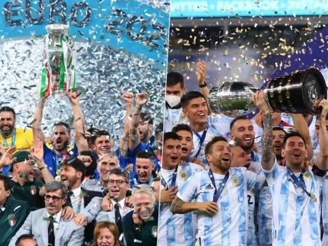 La FIFA quiere un torneo de selecciones cada dos años
