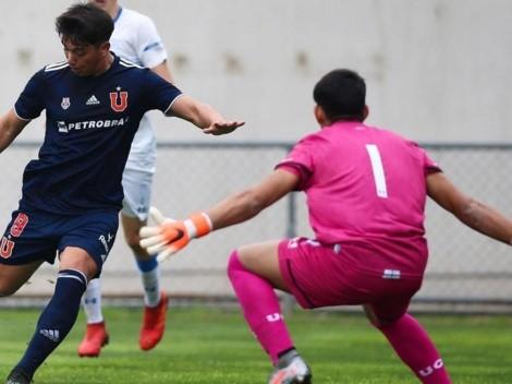 La U sub 18 golea sin piedad a la UC: 5-2 en el CDA