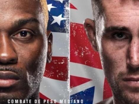 Brunson vs Till animan el evento central de UFC Vegas 36