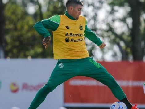El debut de Castillo con Juventude está más cerca que nunca