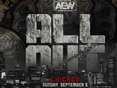 All Elite Wrestling realiza una nueva versión de All Out con el regreso al ring de CM Punk