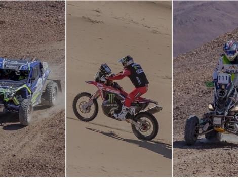 Cornejo, Prohens y Enrico triunfan en el   Atacama Rally