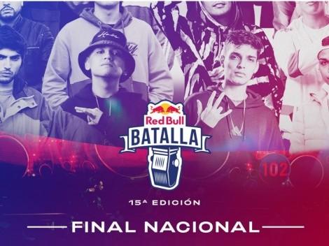 EN VIVO   La previa de Red Bull Batalla de los Gallos