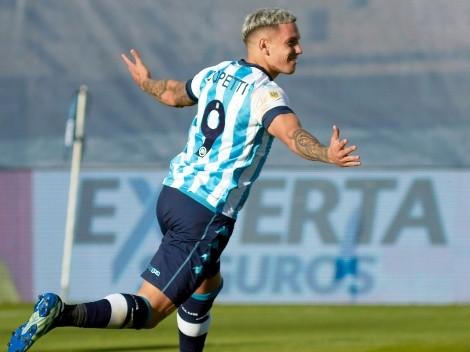 ¿Cuándo y a qué hora juega Racing vs Banfield por el Fútbol Argentino?