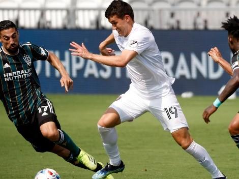 Robinson suma minutos en la agónica victoria de Inter Miami