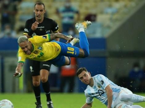 El favorito para Brasil vs Argentina en Eliminatorias