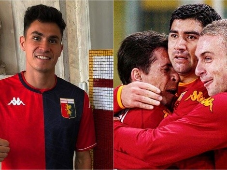 """Proyectan a Pablo Galdames como """"el nuevo David Pizarro"""""""