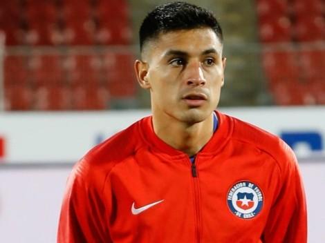 ¡Upa! Fouillioux se la juega por Claudio Baeza en el 11 de Chile