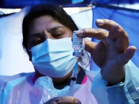 ¿Quiénes se deben vacunar esta semana con la Dosis de Refuerzo?