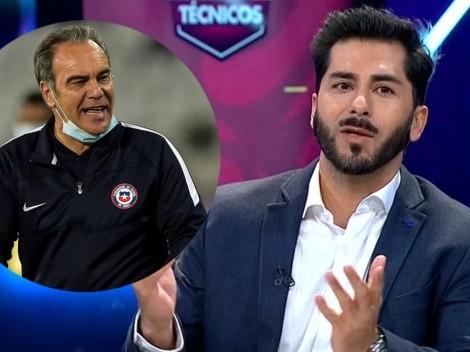 """Herrera a Lasarte: """"Iván Morales era el cambio ofensivo y no lo hizo"""""""