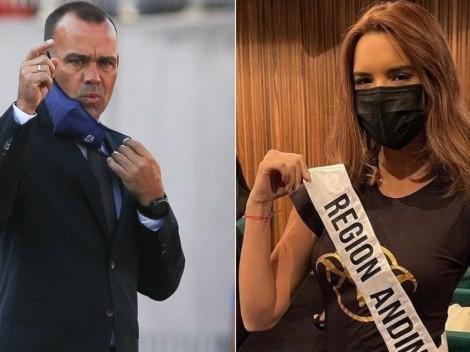 Hija de Rafael Dudamel candidata a reina de Venezuela
