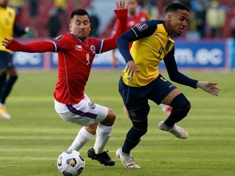 ¿Puede la selección chilena ganarle a Ecuador por secretaria?