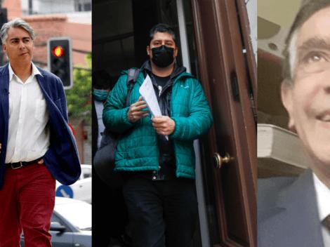 Lorenzini, ME-O y Tapia quieren volver a la papeleta presidencial