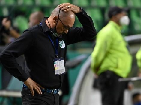 Deportivo Cali despide a Alfredo Arias y van por Dudamel