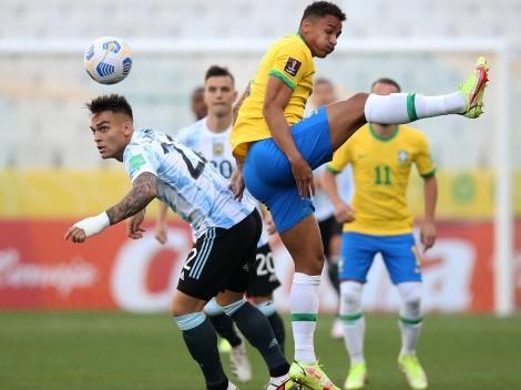 FIFA abre expediente disciplinario contra Brasil y Argentina