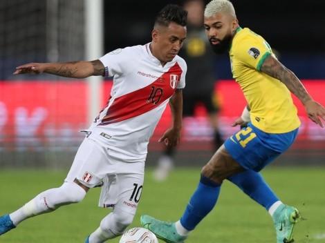 ¿Cuándo juega Brasil contra Perú por las Eliminatorias a Qatar 2022?