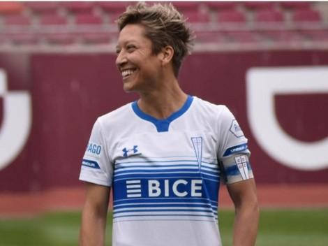 Gol de Chilena: El potente testimonio de Helaine de Grange