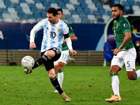 ¿Cuándo juega Argentina contra Bolivia por las Eliminatorias sudamericanas?