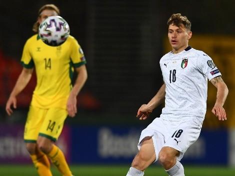 ¿Cuándo y a qué hora juega Italia vs Lituania por las Eliminatorias a Qatar?
