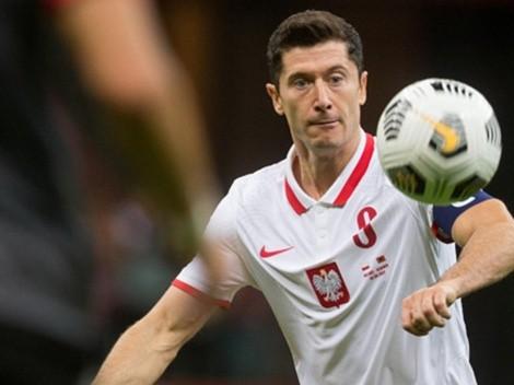 Lewandowski no le quita el sueño al DT de Inglaterra