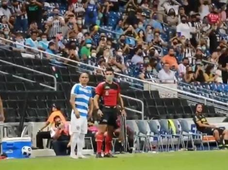 Emocionante redebut de Chupete en México: ovación a la leyenda