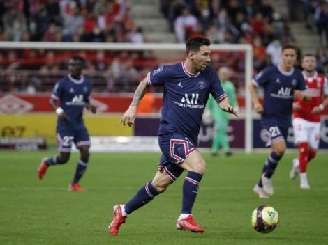 ¿Cuándo juega el PSG de Lionel Messi vs Clermont por la Ligue 1?