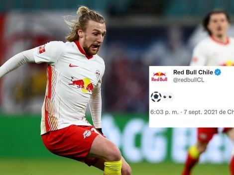 ¿Un Leipzig chileno? Mensaje críptico de Red Bull hace pelear a los hinchas